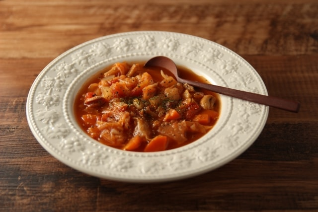 あさイチのプルドポークのレシピ。活用アレンジレシピも紹介。