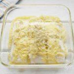 はんぺんとしらすのチーズ焼きのレシピ。トースターで超簡単!