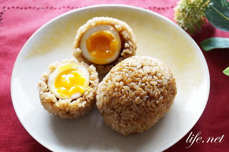 すき焼きのたれ煮卵
