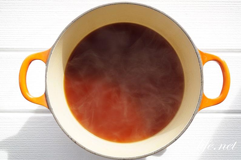 栗原はるみさんの五宝菜のレシピ。八宝菜風の絶品メニュー。