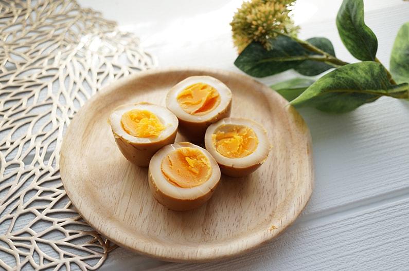 みそ味の煮卵