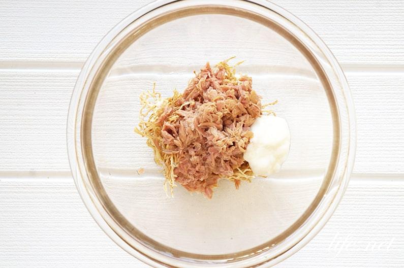 切り干し大根とツナの生春巻きの作り方。子供にも人気のレシピ。