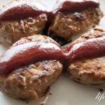 栗原はるみさんのごぼうハンバーグのレシピ。きょうの料理で紹介。
