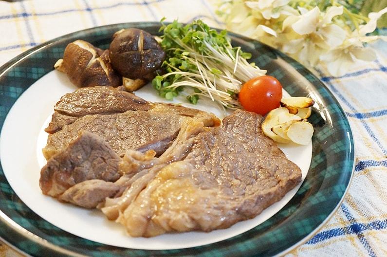 冷凍ステーキの美味しい焼き方