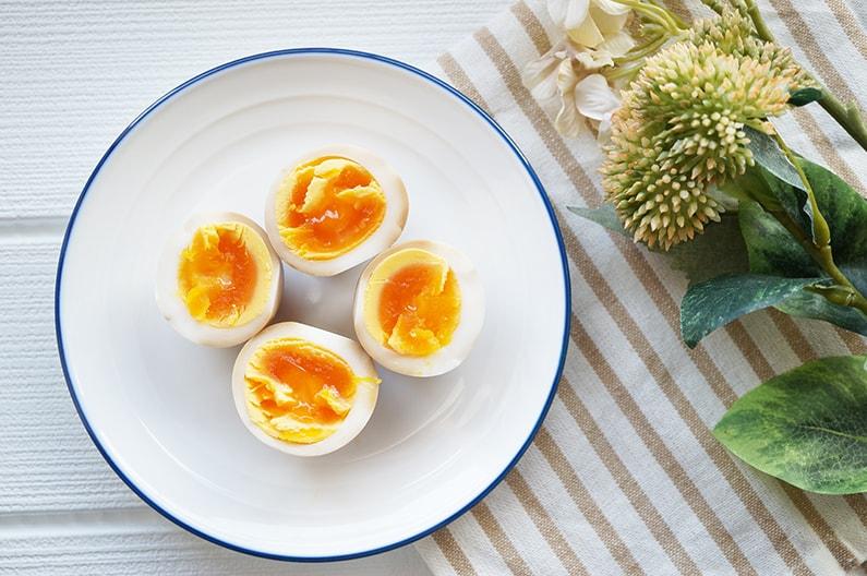世界一美味しい煮卵のレシピ。めんつゆで簡単、絶品!