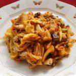 サバ缶キムチのレシピ。あさイチで紹介の簡単メニュー。
