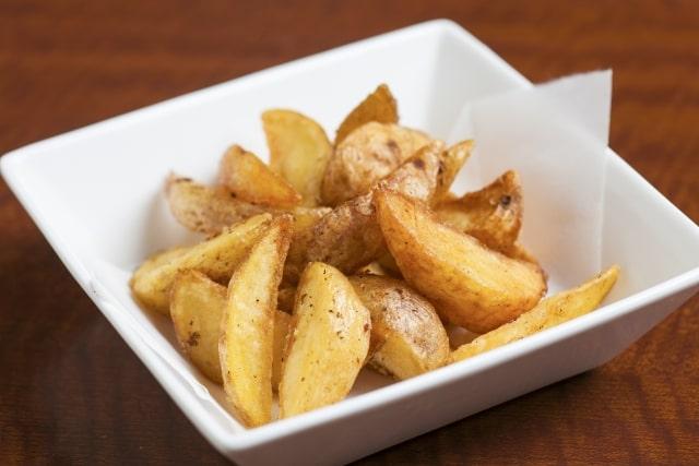 相葉マナブの里芋フライのレシピ。薄皮を残すのがポイント。