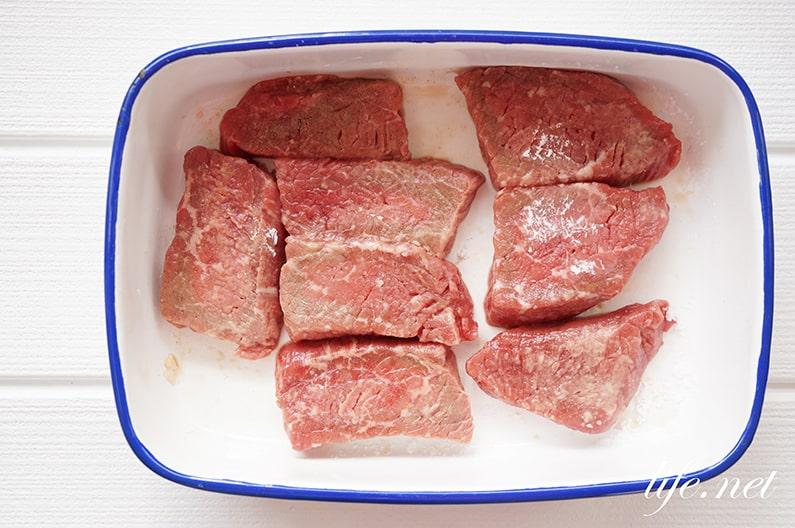 あさイチの牛肉の香味野菜炒めのレシピ。孫成順さんの作り方。