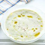 枝豆の豆乳冷製スープの作り方。プロの絶品レシピ。