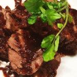 あさイチの鶏もも肉の赤ワイン煮込みのレシピ。柔らかくほろほろに。