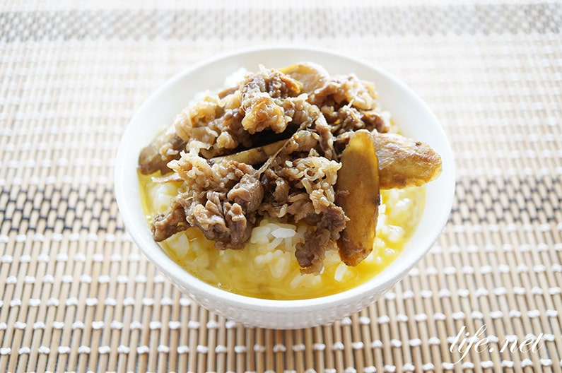 栗原家の牛ごぼうのレシピ。男子ごはんで話題の作り方。