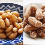 落花生の甘煮のレシピ。落花生甘納豆にもなる作り方。