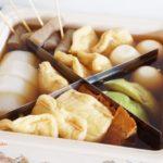 大原千鶴さんの串おでんのレシピ。NHKきょうの料理で話題。