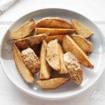 里芋フライのレシピ。子供に人気!薄皮を残すのがポイント。