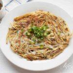 あさイチの大根餅の作り方。米粉でカリカリもちもち食感に。
