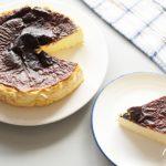 山本ゆりさんのバスク風チーズケーキのレシピ。トースターで簡単!