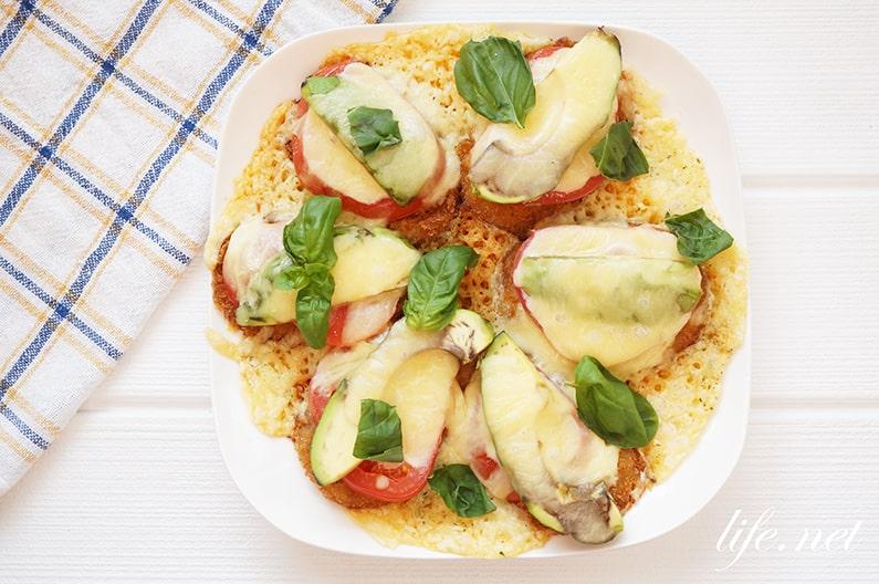 平野レミさんのコロッケチーズピザのレシピ。生地なしの絶品ピザ。