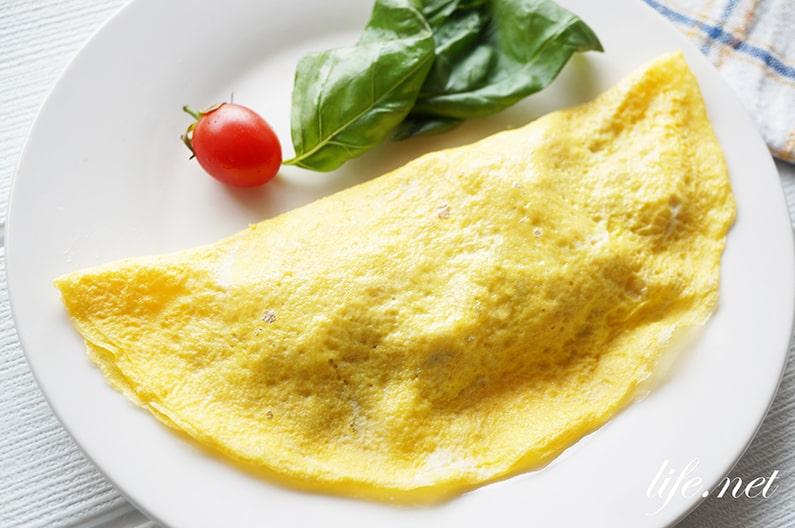 男子ごはんのポテタラオムレツのレシピ。