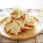 あさイチのりんごとかぶのブルーチーズのサラダのレシピ。