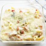 あさイチの豆腐ソースモルネーのレシピ