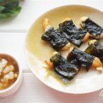 男子ごはんの長芋の磯辺揚げのレシピ。紅生姜入りの絶品揚げ物。