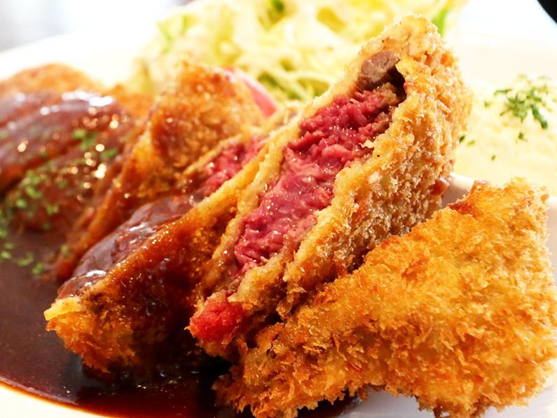 栗原はるみさんのビーフカツのレシピ。NHKきょうの料理で話題。