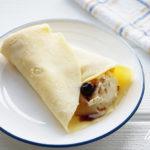 あさイチのクリームクレープのレシピ。手作りクレープ生地の作り方。