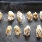 あさイチの牡蠣のレシピ。