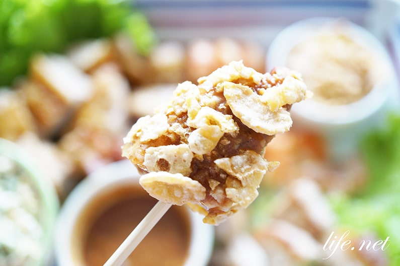 平野レミさんの食べればミックスフライのレシピ。揚げないで簡単!