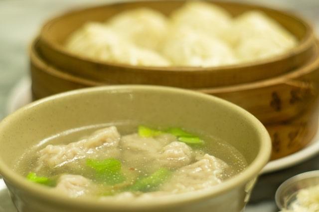 あさイチの肉まんスープの作り方。人気漫画の再現レシピ。