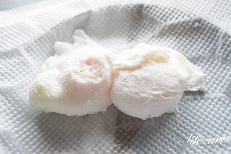 エッグベネディクトのレシピ。あさイチの簡単ソースの作り方も。