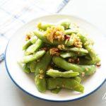家事ヤロウの無限無限枝豆のレシピ。にんにくとあわせて絶品に。