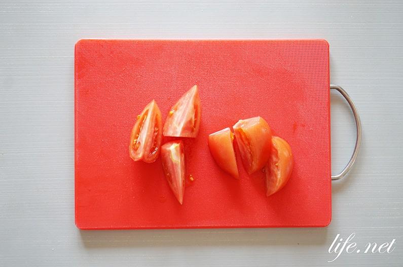 志麻さんのトマト油の作り方。簡単!万能トマトソースのレシピ。
