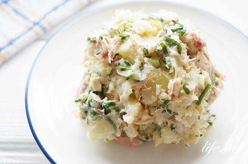 志麻さんのロシア風ポテトサラダのレシピ。沸騰ワード10で話題。