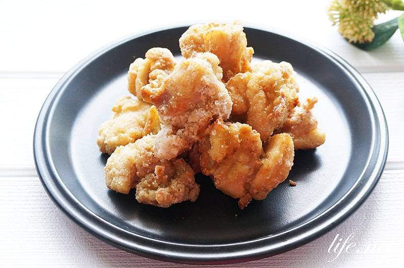 あさイチの減塩わさび唐揚げのレシピ。チューブわさびで簡単!