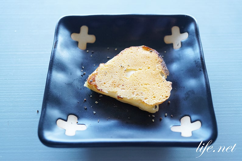 6Pチーズ焼きのレシピ。マツコの知らない世界で話題!おつまみに。