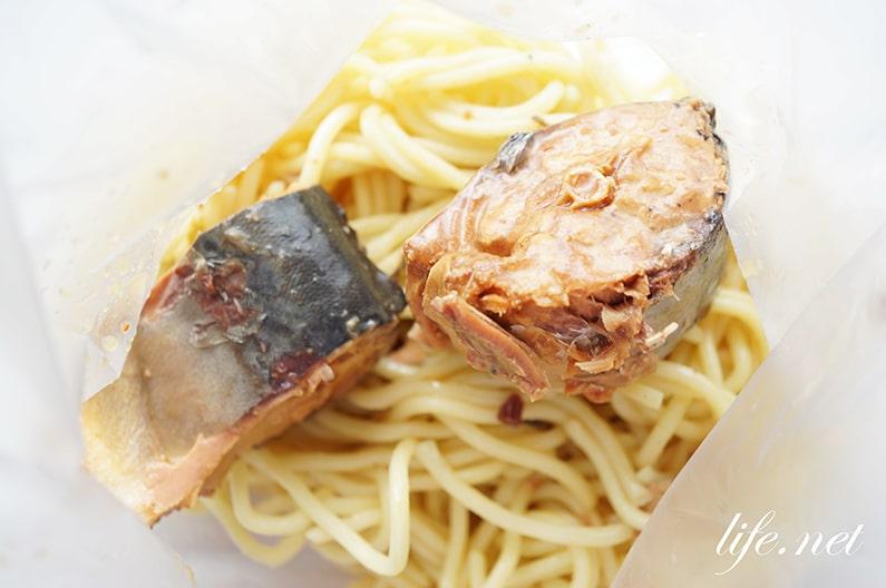 からそばのレシピ。ケンミンショーで話題の沖縄鯖缶そばの作り方。