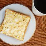 たまごサラダトーストのレシピ。ソレダメで話題の作り方。