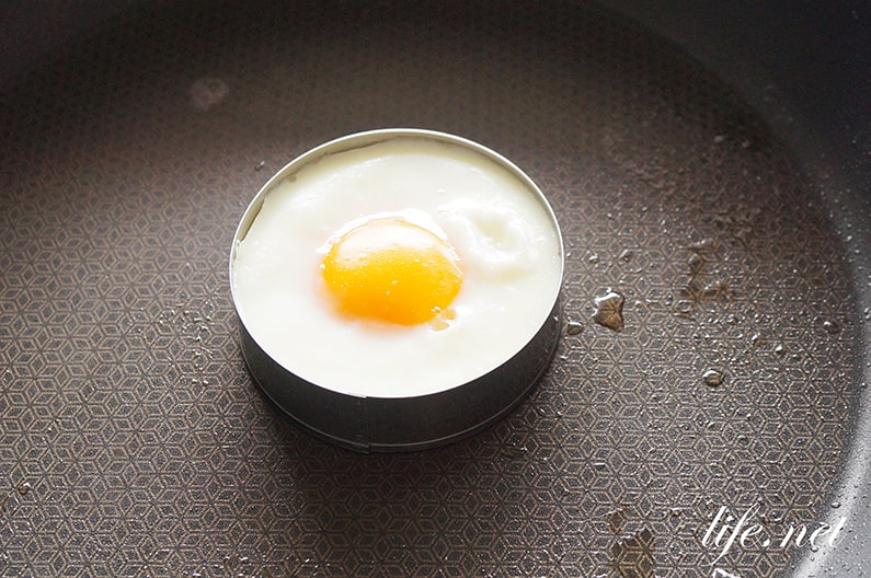 ガッテンの目玉焼きの作り方。2つのポイントで格段に美味しくなる。