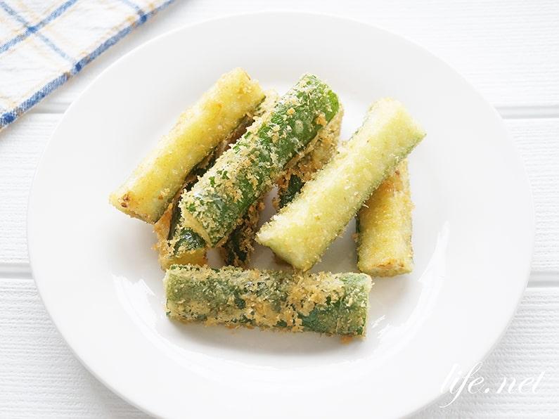 ためしてガッテンのきゅうりのフライのレシピ。ジューシーで新食感!