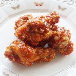 ヤンニョムチキンのレシピ。家事ヤロウの韓国ピリ辛唐揚げの作り方。