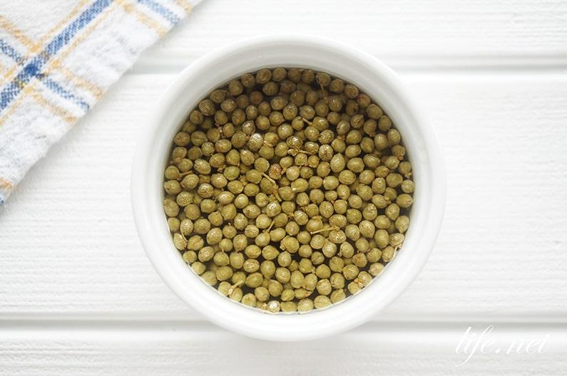 あさイチの山椒オイルの作り方。万能調味料になるオイル漬け。