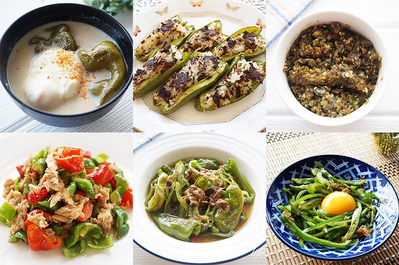 ピーマンのおすすめレシピ14品。簡単&子供に人気の料理も紹介。