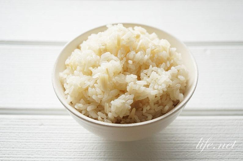 冷凍えのきで作るえのきご飯のレシピ