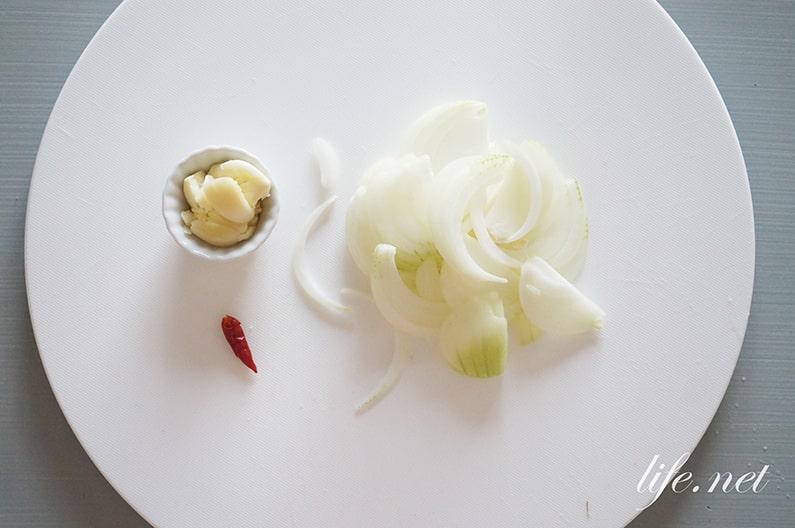 平野レミさんのボンゴレきのこパスタのレシピ。茹でないで簡単。