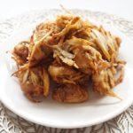 あさイチの青森の鶏ごぼう唐揚げの作り方。甘辛いたれに絡めた絶品唐揚げ。
