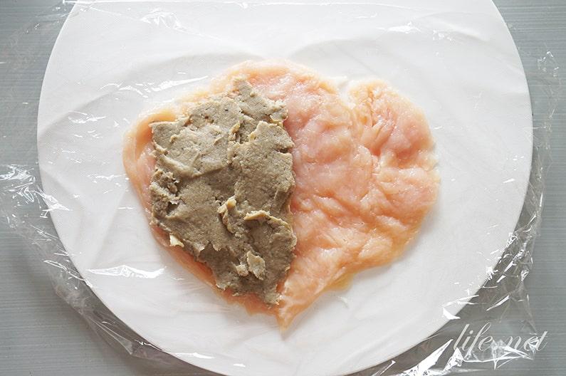 志麻さんの鶏胸肉のきのこ包みの作り方