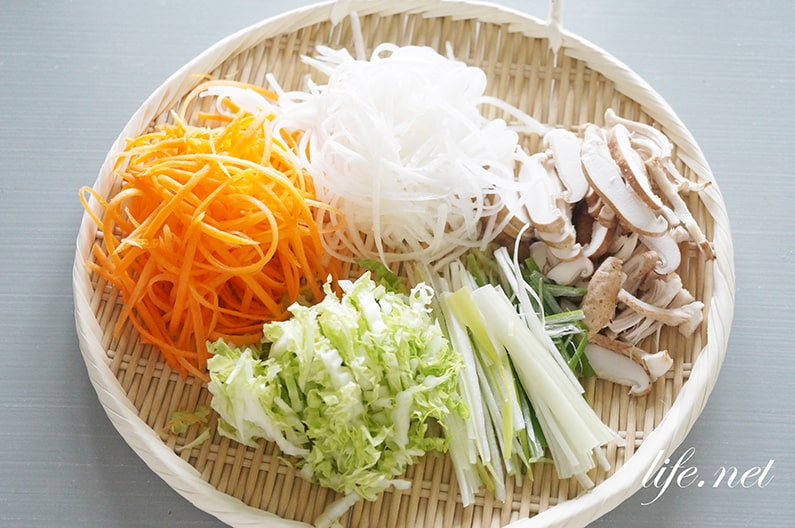 志麻さんの梅鍋のレシピ。梅干しつゆの絶品しゃぶしゃぶ鍋の作り方。