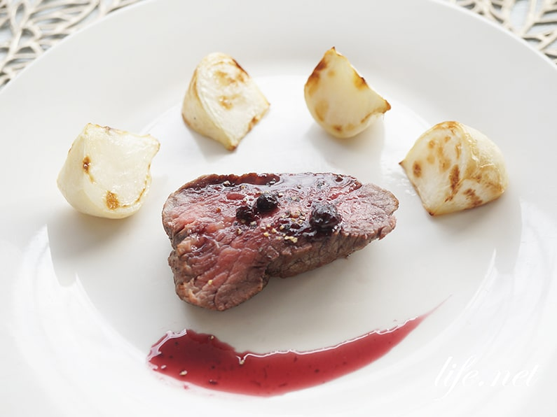 栗原はるみさんのフライパンローストビーフのレシピ。ソースも絶品!