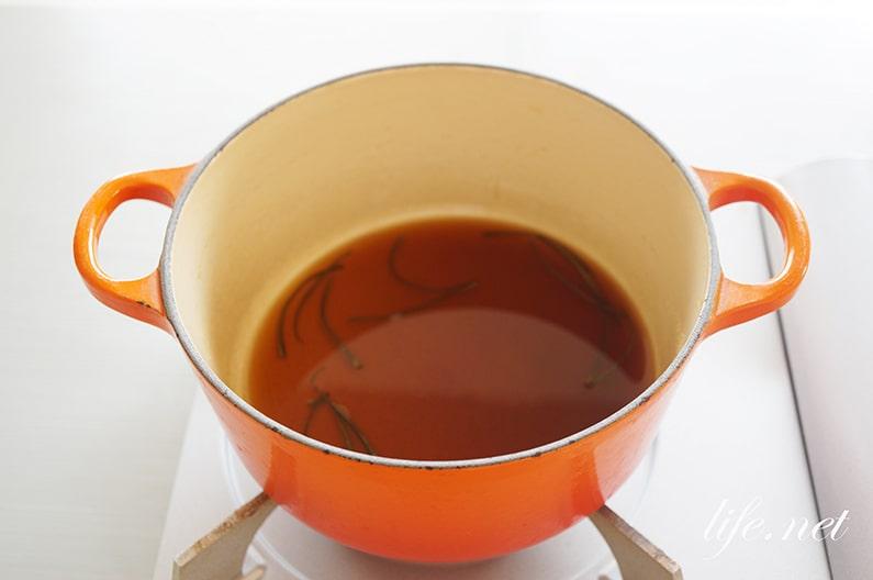 ガリごぼうの作り方。あさイチで話題の金子半之助の再現レシピ。